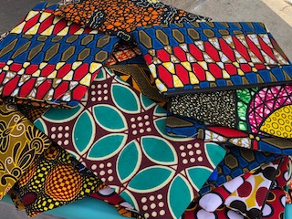 Kisangaji Project - Fabric